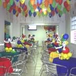Festa com Tema Circo, Fotos, Decoração (1)