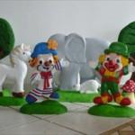 Festa com Tema Circo, Fotos, Decoração