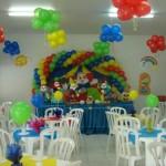 Festa com Tema Circo, Fotos, Decoração (2)