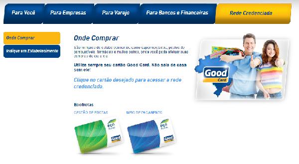 Faça seu Good Card e obtenha um mundo de vantagens (Foro: Divulgação Good Card)