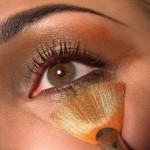 Maquiagem para Destacar Olhos Cor de Mel (4)