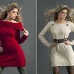Modelos de Vestidos de Trico (4)