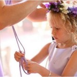 Penteados ideais para daminhas de casamento 1