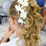 Penteados ideais para daminhas de casamento
