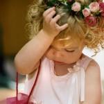 Penteados ideais para daminhas de casamento 7