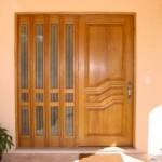 Porta de Madeira Maciça Modelos, Fotos