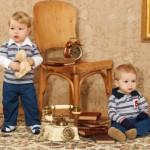 Conjunto de Roupa Infantil