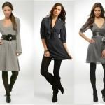 Roupas femininas para o inverno, modelos, fotos 1