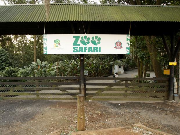 Conheça o Zoo Safári (Foto: Divulgação Zoo Safári)