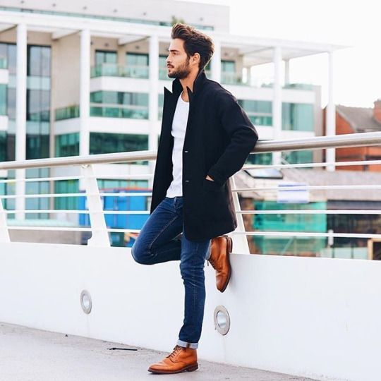 A moda masculina inverno 2016 está cheia de novidades (Foto: Divulgação)