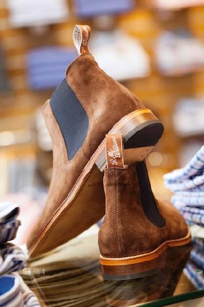 Chelsea Boots modelo de camurça (Foto: Divulgação)