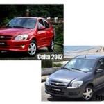 GM Lançamento de Carros 2012-2013