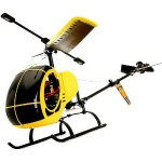Curso de Piloto de Helicóptero SP