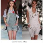 macacão feminino jeans, modelos, fotos 1