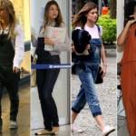 macacão feminino jeans, modelos, fotos 4