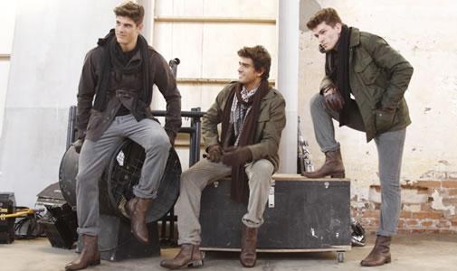 moda-masculina-militar-inverno-2011