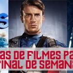 5 Dicas de Filmes em Cartaz