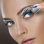 Maquiagem Adesiva - Como Usar 6