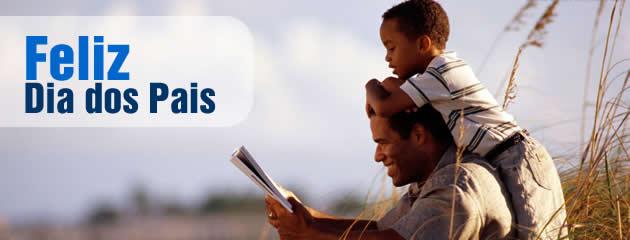 O dia dos pais deve ser comemorado todos os dias.