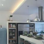 decoração de gesso para cozinha 3