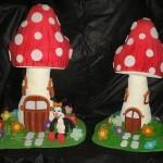 decoração em espuma para festa infantil 1