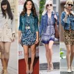 Usando Jaqueta Jeans