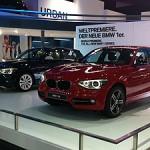 BMW Série 1 e Série 5