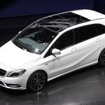 Mercedes-Benz Classe B e Classe A