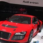 Audi R8 e-tron e linha S