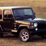 Jeep Wrangler V