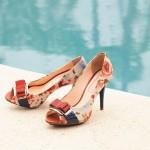 Sandálias do verão 2012: tendências, fotos