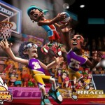 Basket Dudes, game biruta de basquete