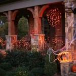 Ao decorar a casa para uma festa de Halloween você também deve se preocupar com o lado de fora. (Foto: Divulgação)
