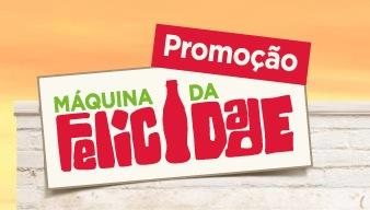 Promoção Coca-Cola Máquina da Felicidade