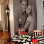 Como decorar a casa com fotografias