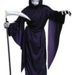 A morte ainda é uma das fantasias mais alugadas no Halloween em SP. (Foto: Divulgação)