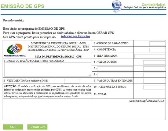 GPSreceitafederal