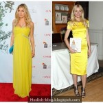 Amarelo promete ser a cor do verão 2012