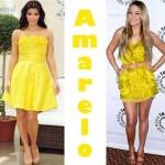Como usar Amarelo – Tendência para o verão