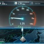 Teste a velocidade da sua conexão com o Speedtest.net