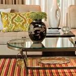 Como combinar móveis na decoração da sala