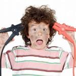 Aprenda a evitar acidentes domésticos com as crianças