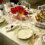 Ideias para decorar mesa de jantar