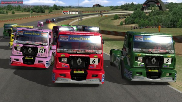 Truck Racing by Renault Truck