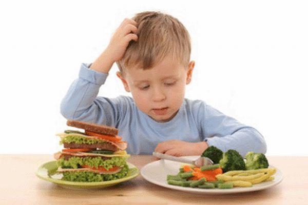 Dieta infantil cuidados com a alimentação da criança