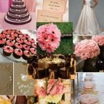Delicado e romantico como deve ser um casamento