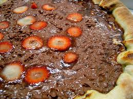 pizza chocolate 2