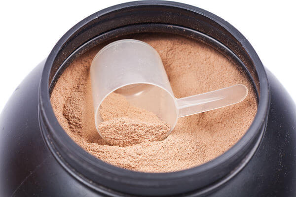 Whey Protein para reconstrução muscular (Foto: Ilustração)