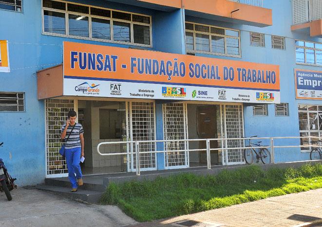 Inscrições para cursos gratuitos Funsat