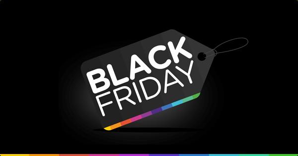 Liquidação de eletrônicos Black Friday (Foto: Divulgação)
